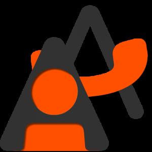 AnruferAuskunft - Logo